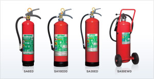 業務用 蓄圧式 粉末ABC消火器 エコアンスル
