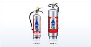 水(浸潤剤等入り)消火器 クリーンミスト